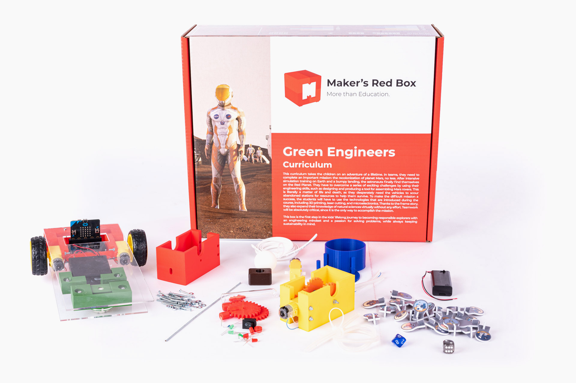 Green Engineers Unboxed